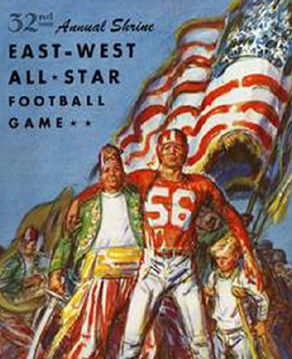 East-west-game